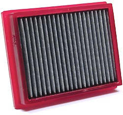 High Performance Air Filter: Reusable