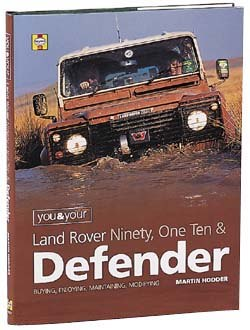 Book - You & Your Land Rover Ninety, One Ten Defender