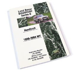 Land Rover Discovery Series II owners manual