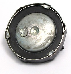underside of fuel filler cap