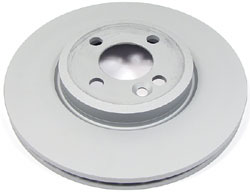 Brake Rotor Front 294 X 22 MM