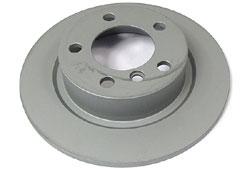 Brake Rotor Rear