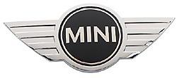 MINI Wing Hood Emblem Base Model