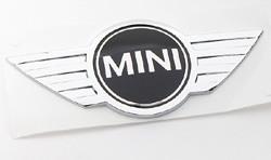 MINI Wing Trunk Emblem