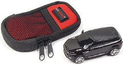 Click Car Stick® - Range Rover Evoque - USB 4GB Flash Drive - Black