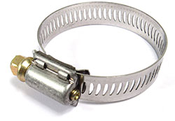 Hose Clamp 1 1/16 To 2 Inch