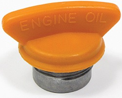 Engine Oil Filler Cap For Land Rover Discovery I, Defender 90 And 110, And Range Rover Classic (See Fitment Years)