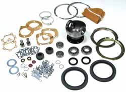 Land Rover Series II swivel ball rebuild kit