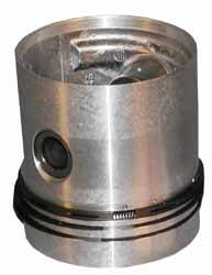 Piston Assembly, 0.020 - 2.25 Gas / Petrol For Land Rover Series 2, 2A And 3