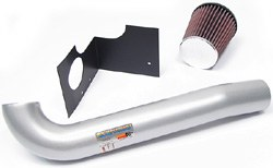 Typhoon Performance Air Intake Filter / Induction Kit By K&N: Silver