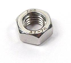 Nut Hex M8 X 1.25 Stainless
