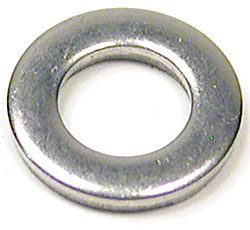 Flatwasher M6 Stainless