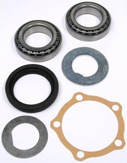 Wheel Bearing Rebuild Kit For Range Rover Classic With ABS, 1993 - 1995, Includes 2 Replacement Hub Bearings Plus Replacement Seals And Washers