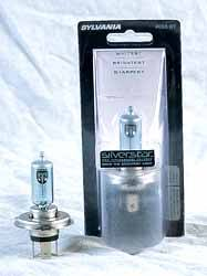 Sylvania Silverstar Halogen Bulb - High Performance