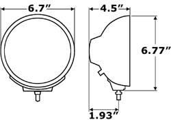 Hella lamp diagram
