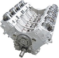 Land Rover Engine: Remanufactured 4.0 BOSCH Long Block Engine With Secondary Air; Set-Up With Cylinder Heads And Rockershaft (Core Charge Additional)