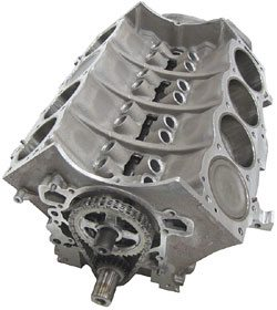 Land Rover Engine remanufactured