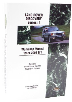 Land Rover Discovery II repair manual