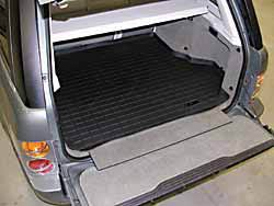 WeatherTech Tan Cargo Liner For Range Rover Full Size L322