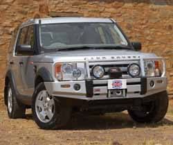 LR3 ARB Bull Bar and Winch Bumper