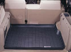 Cargo Liner Ladspace Mat By WeatherTech, For Range Rover Classic, 1987-1995