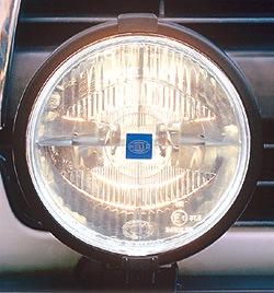 Hella Black Magic Driving Lamp
