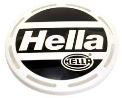 Hella 4000 Stone Shield - White