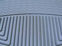 Weathertech® Classic Premium Rubber Floor Mats - Front Set - Grey