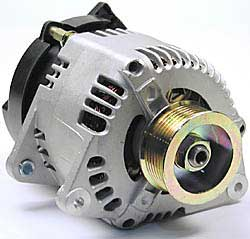 Land Rover alternator