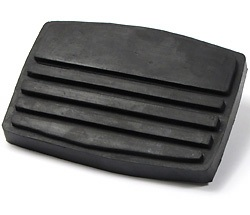 Brake Pedal Cover, Automatic Transmission Vehicles, For Land Rover Discovery I, Discovery Series II, And Range Rover Classic