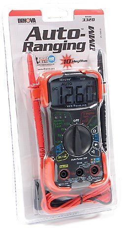 Auto-Ranging Digital Multimeter By Innova