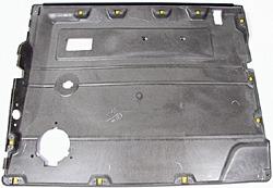 Door Casing - Defender 90 Station Wagon - Front Left Hand