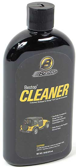 Bestop cleaner