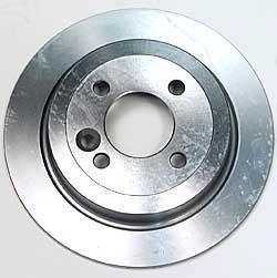 Brake Rotor - Standard - Rear