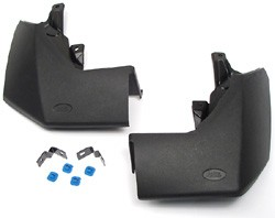 Genuine Rear Mud Flap Kit, Pair For Land Rover LR3 2005 - 2008