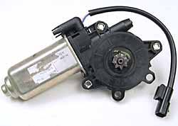 Land Rover window motor
