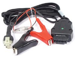 Lynx Diagnostic System: 14CUX Lead (For Use With Hot Wire V8 EFI Vehicles)