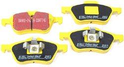EBC Yellow Stuff Performance Front Brake Pads For MINI Cooper And MINI Cooper S