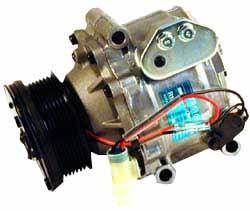 Range Rover A/C compressor