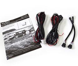 Exmoor Trim front seat wiring