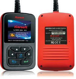 iCarsoft Multi-System Diagnostic Tool & Scanner i910 For MINI Cooper & BMW (Version II With Oil Reset)