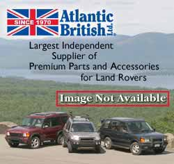 Rear Suspension Kit: Land Rover Series Standard 88