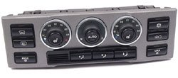 climate control head for Range Rover Full Size