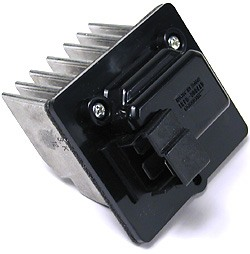 Genuine Resistor, Climate Control Blower Motor, For Land Rover Discovery Series II, 1999 - 2003
