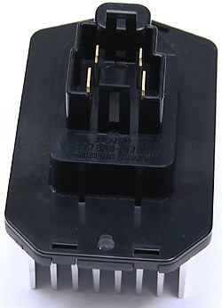 Genuine Resistor, Climate Control Blower Motor, For Land Rover Discovery Series II, 2003 - 2004