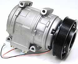 Land Rover A/C compressor