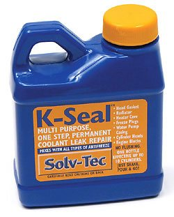 K-Seal™ Permanent Coolant Leak Radiator Repair - 8 Oz