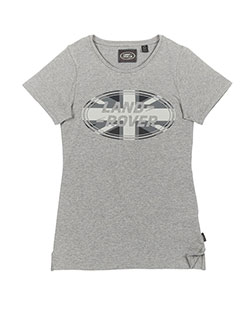 Women's Land Rover T-Shirt - Gray