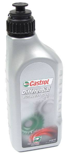 Castrol differential fluid - BOT 118/95 PLUS