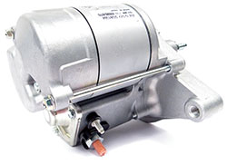 starter motor, backside, for LR4 and Range Rover - LR011262